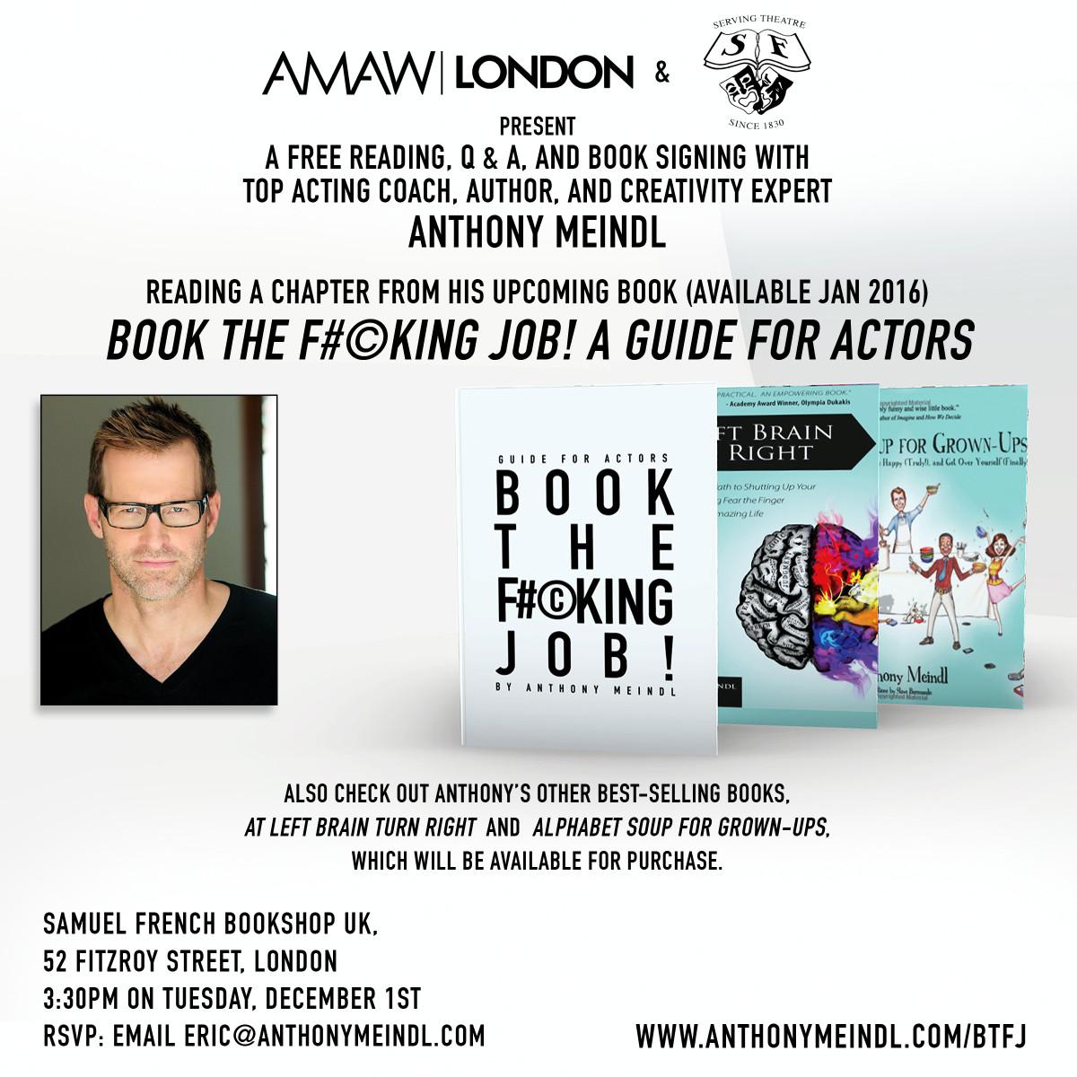 meet casting directors london